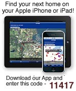 iPhone and iPad Enabled. Download our app and enter this code: 11417